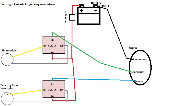 Side Marker Lights Wiring Diagram - Gfci Breaker Wiring Diagram Sie -  jeep-wrangler.yenpancane.jeanjaures37.fr | Turn Signal Side Marker Lights Wiring Diagram |  | Wiring Diagram Resource