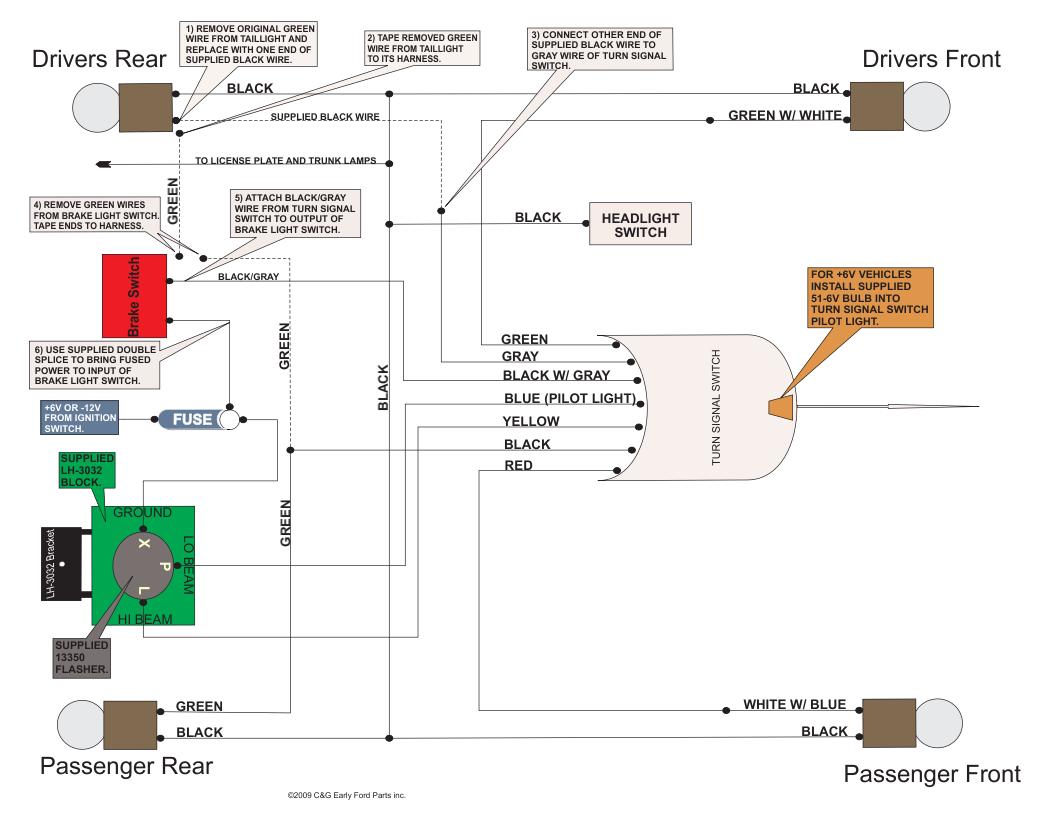 CH_8726] 1951 Mercury Wiring Diagram For Turn Signal And Brake Lights How  Do Wiring Diagram   Turn Signal Wiring Diagram 1950 Merc      Over Epsy Emba Mohammedshrine Librar Wiring 101