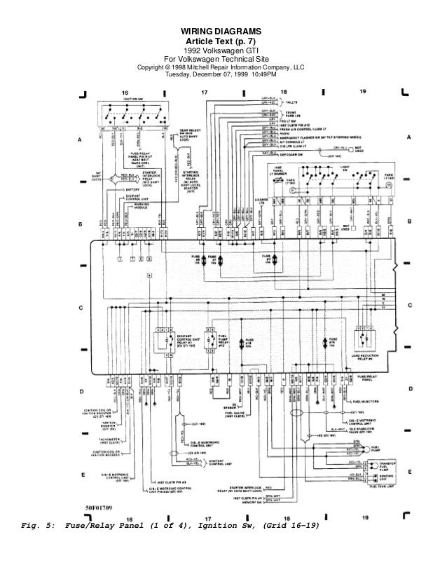 96 vw gti vr6 wiring diagram  91 gmc sonoma ignition wiring