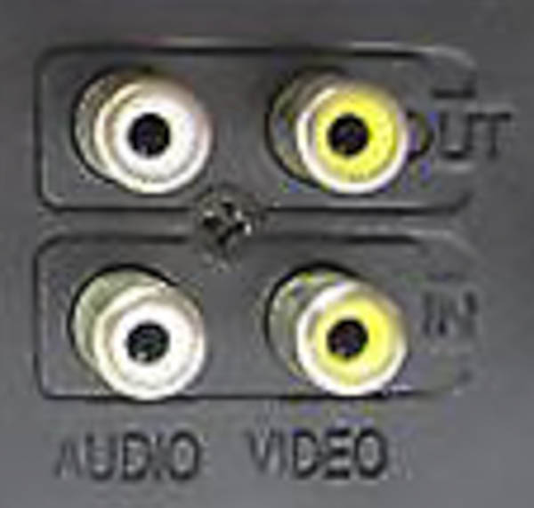 Stupendous How To Connect A Vcr To A Flat Screen Tv Wiring Cloud Orsalboapumohammedshrineorg