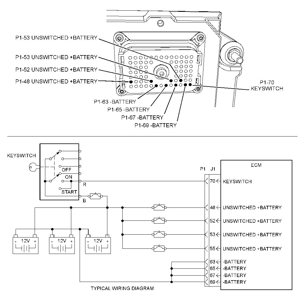 cat glow plug wiring diagram fr 1353  cat 70 pin ecm wiring diagram get free image about wiring  cat 70 pin ecm wiring diagram get free