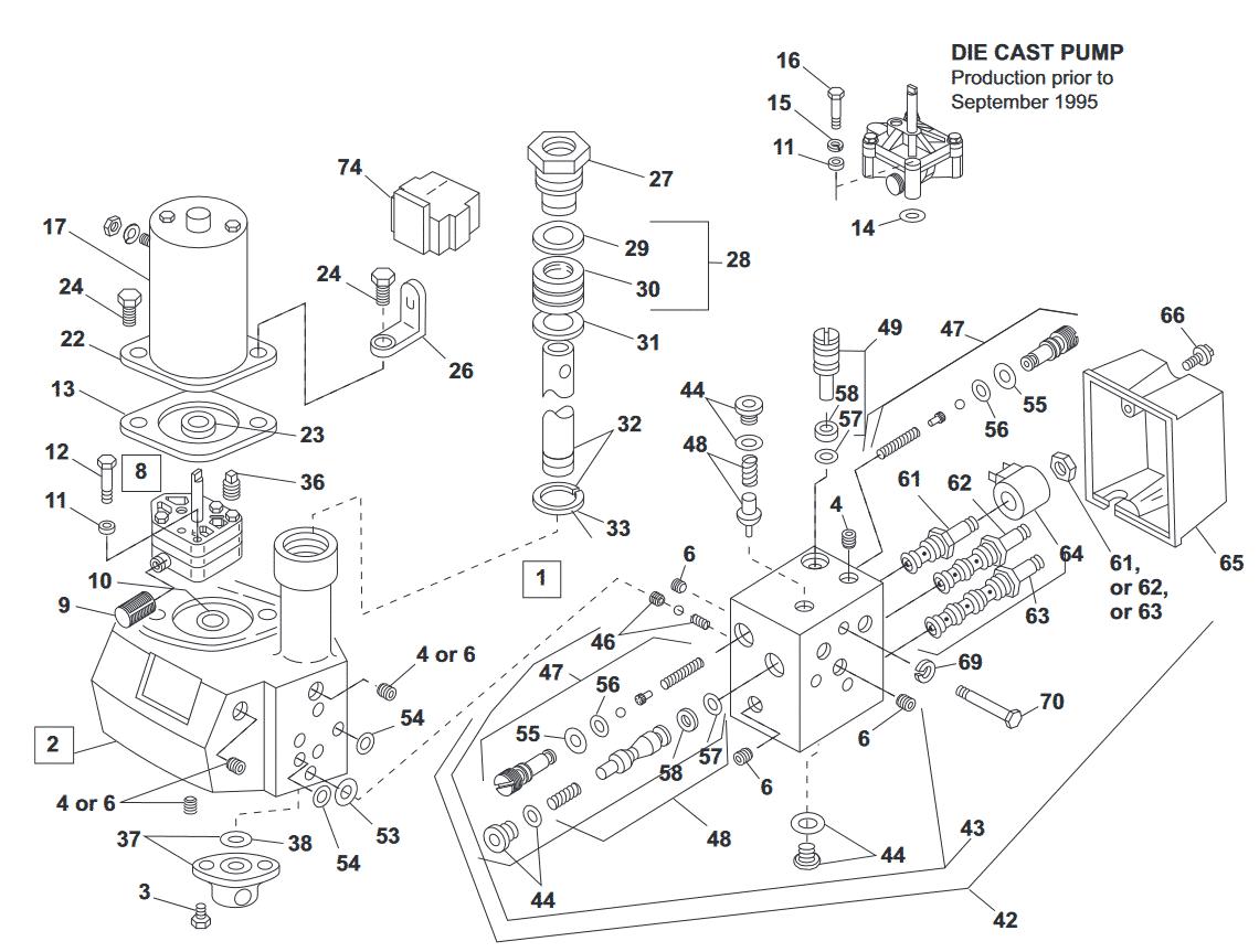 Remarkable Unimount Straight Blade Hydraulic Unit Diagram Western Snow Plow Parts Wiring Cloud Hemtegremohammedshrineorg