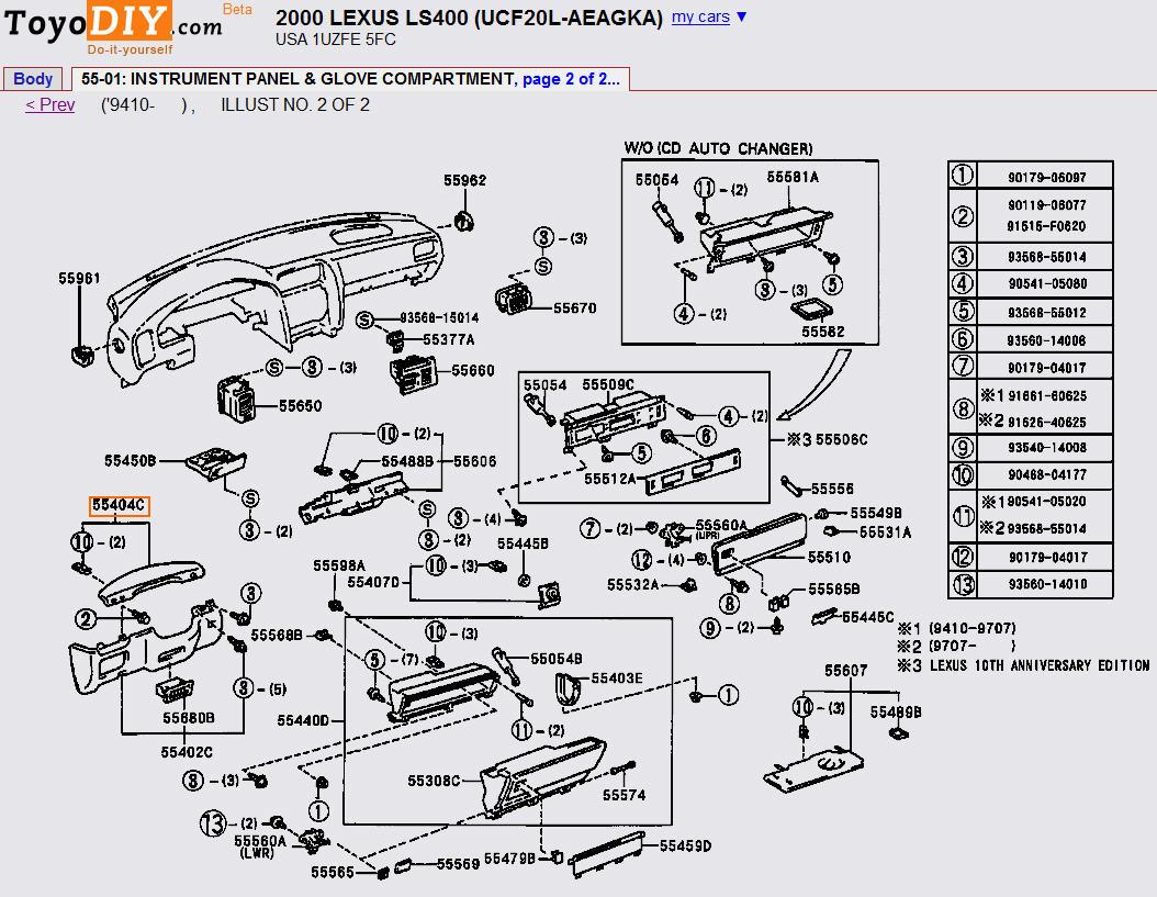 1998 Lexus Ls 400 Wiring Diagram - 1 8 Female Jack Component Wiring for Wiring  Diagram SchematicsWiring Diagram Schematics