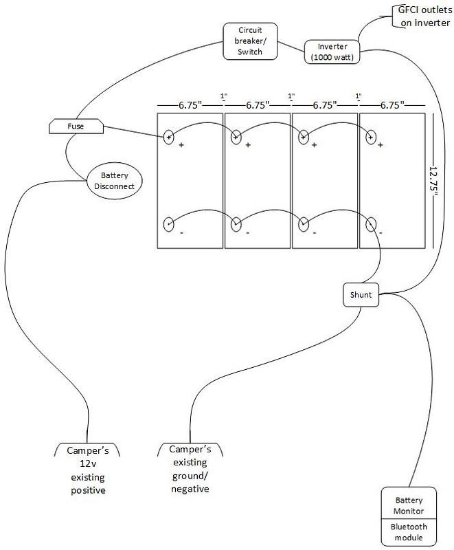 gk3157 rv battery switch wiring diagram schematic wiring
