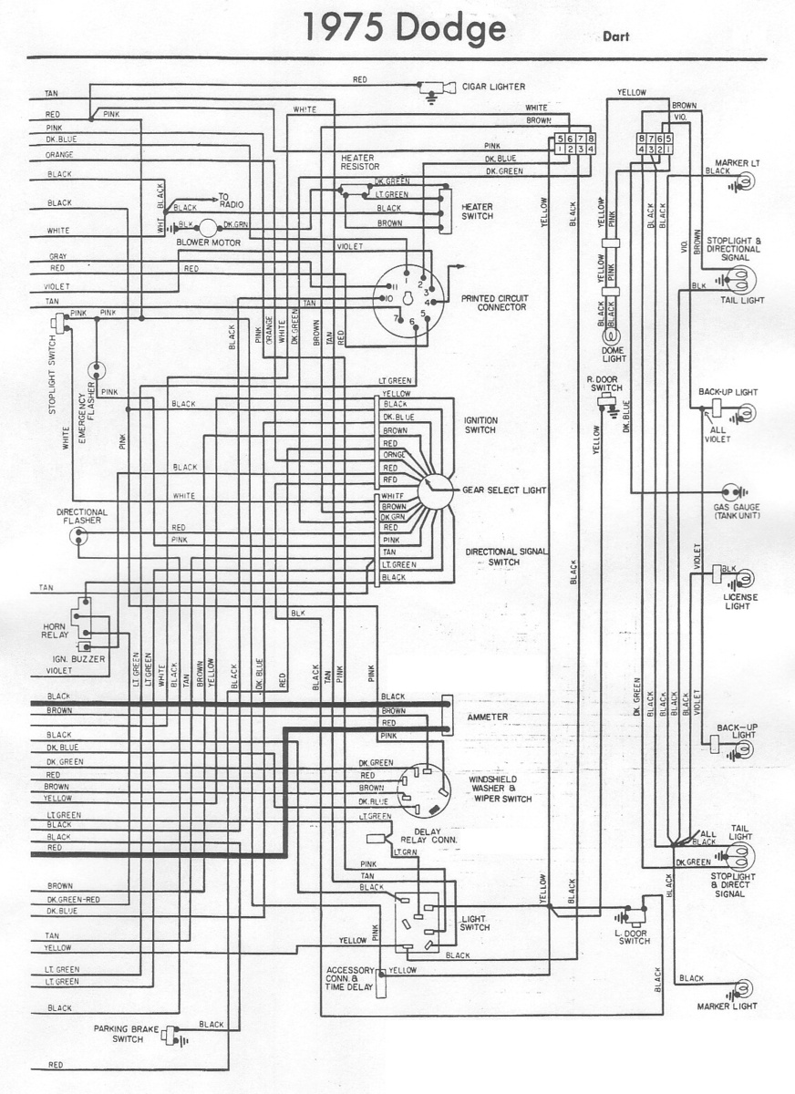 te_9221] 1973 dodge dart wiring harness schematic wiring  sand pap hendil mohammedshrine librar wiring 101