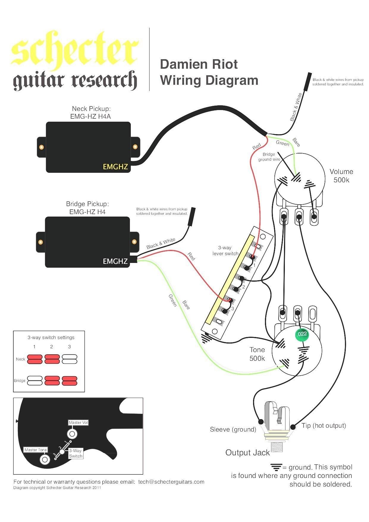 Terrific Emg Wiring Book Wiring Diagram Wiring Cloud Onicaxeromohammedshrineorg