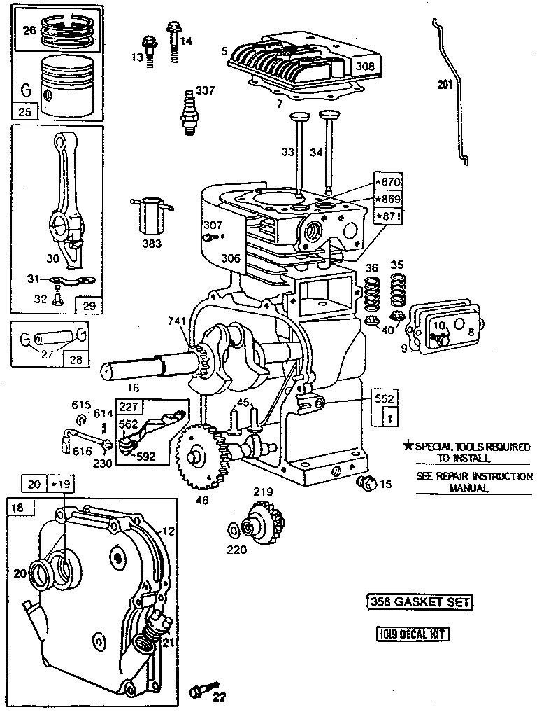 Briggs And Stratton 15 5 Hp Parts Diagram 03 Taurus Window Wiring Diagram Dvi D Lalu Decorresine It