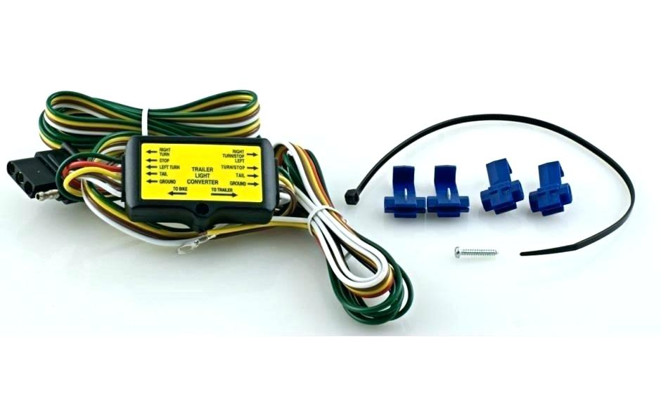 Rt 1010  Rav4 Trailer Wiring Harness Free Diagram