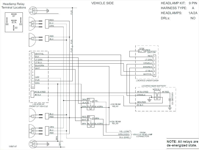 NO_6529] Snow Way Plow Light Wiring Diagram Wiring Harness Wiring Diagram  Free DiagramBepta Venet Mohammedshrine Librar Wiring 101