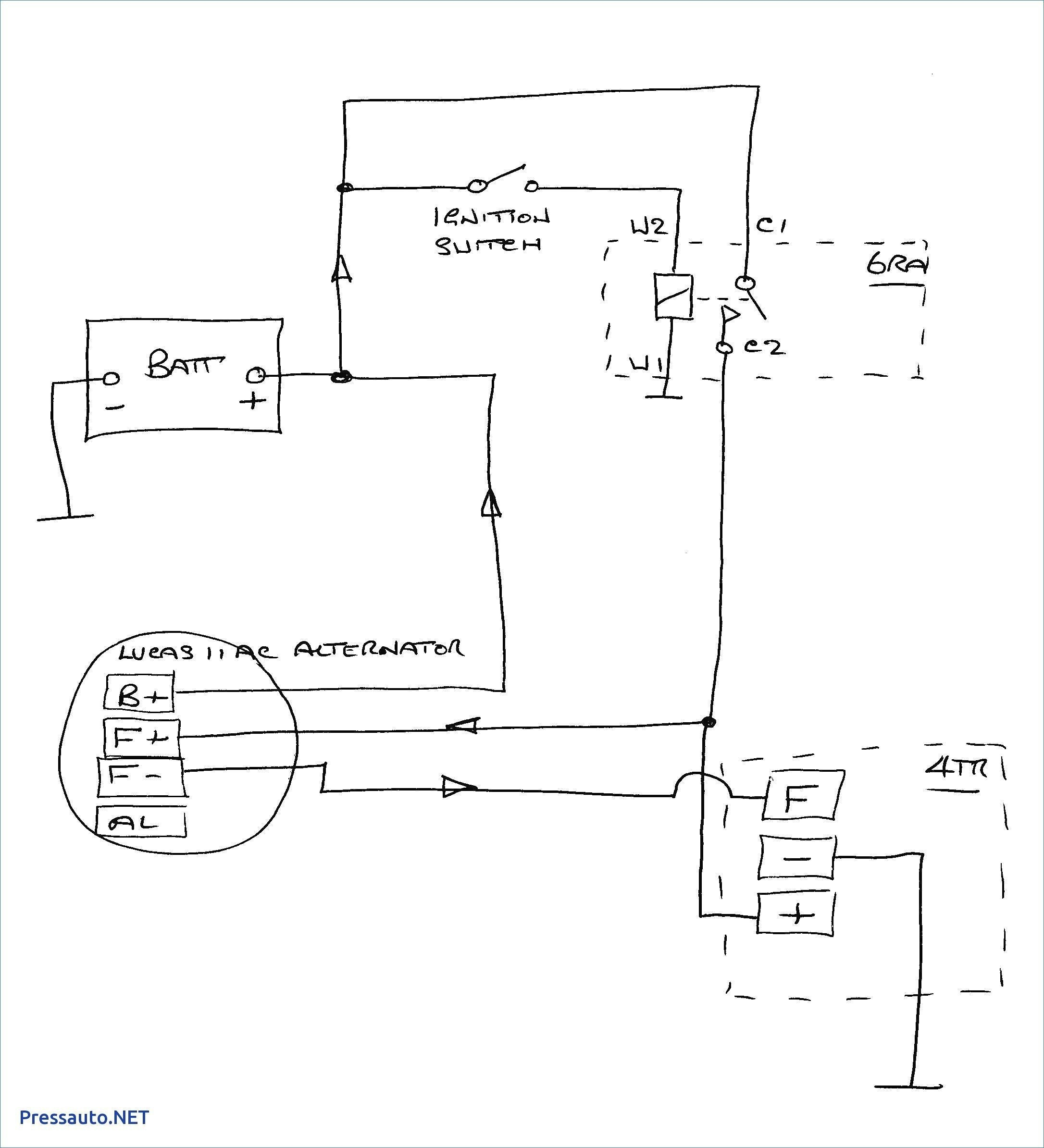 Chevrolet Chevy 4 Wire Alternator Wiring Diagram from static-assets.imageservice.cloud