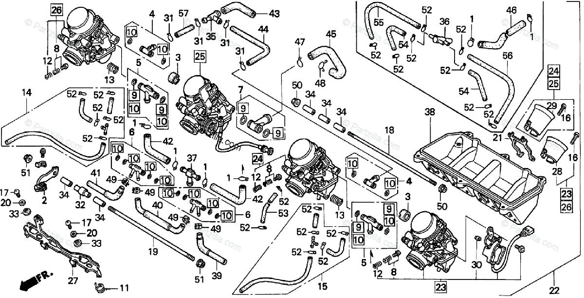 Ca 7199 96 Honda Cbr 600 Wiring Diagram Schematic Wiring