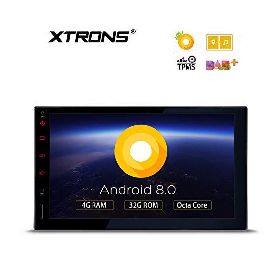 Admirable Amazon Com Xtrons 7 Inch Android 8 0 Octa Core 4G Ram 32G Rom Hd Wiring Cloud Xortanetembamohammedshrineorg