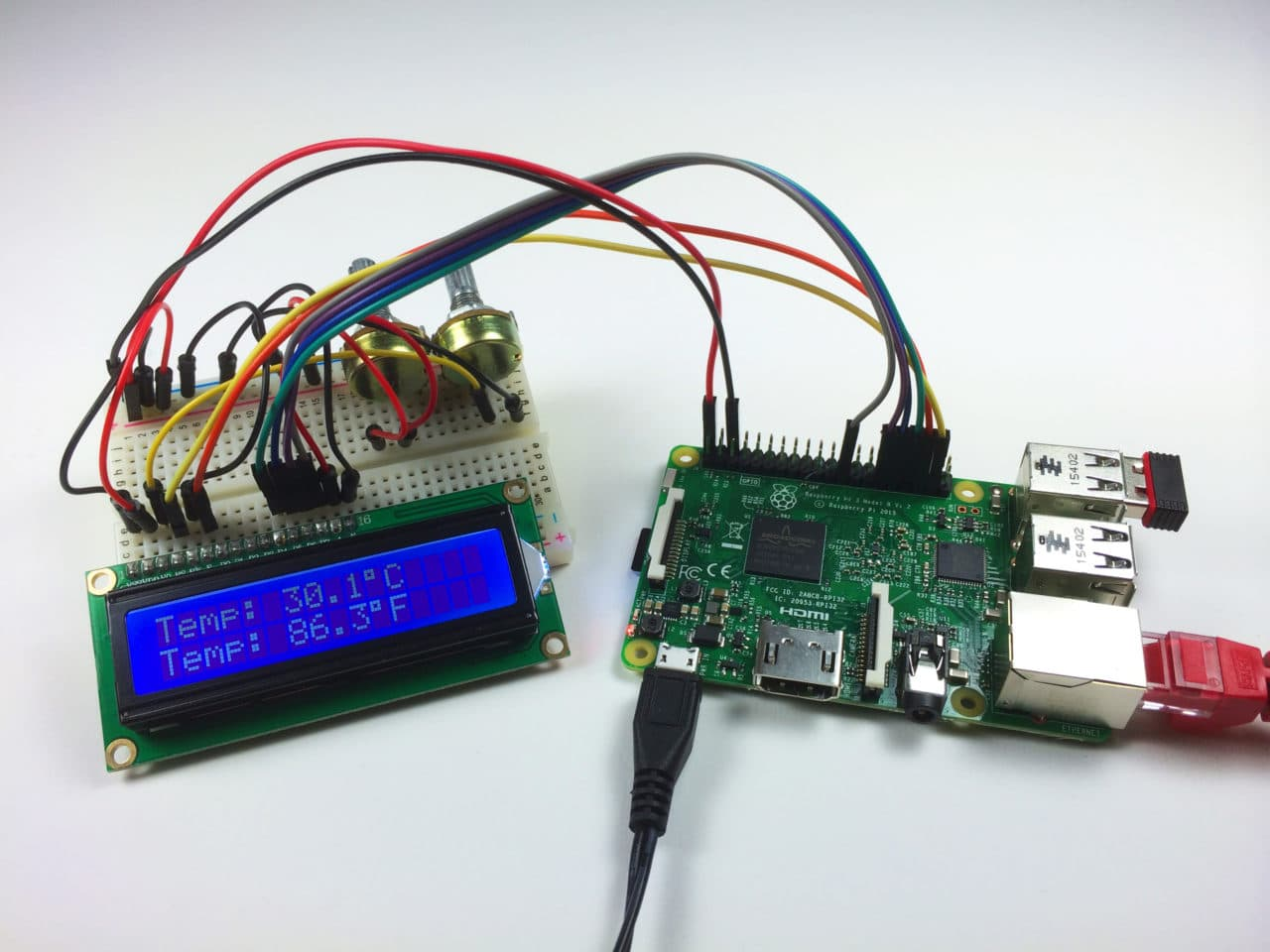 Astounding How To Setup An Lcd On The Raspberry Pi And Program It With C Wiring Cloud Icalpermsplehendilmohammedshrineorg