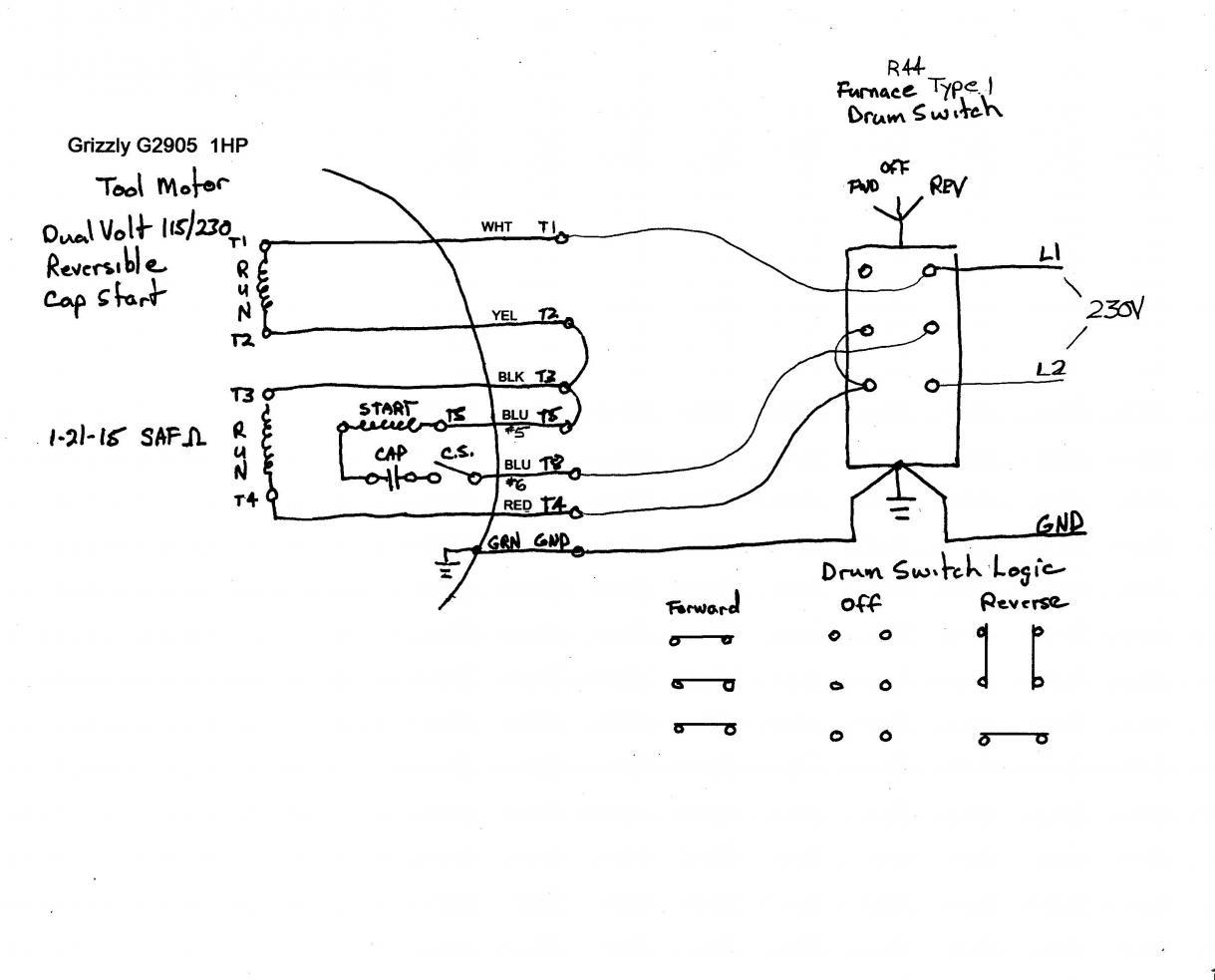OR_2027] Furnas R44 Drum Switch Wiring DiagramUnho Benkeme Mohammedshrine Librar Wiring 101