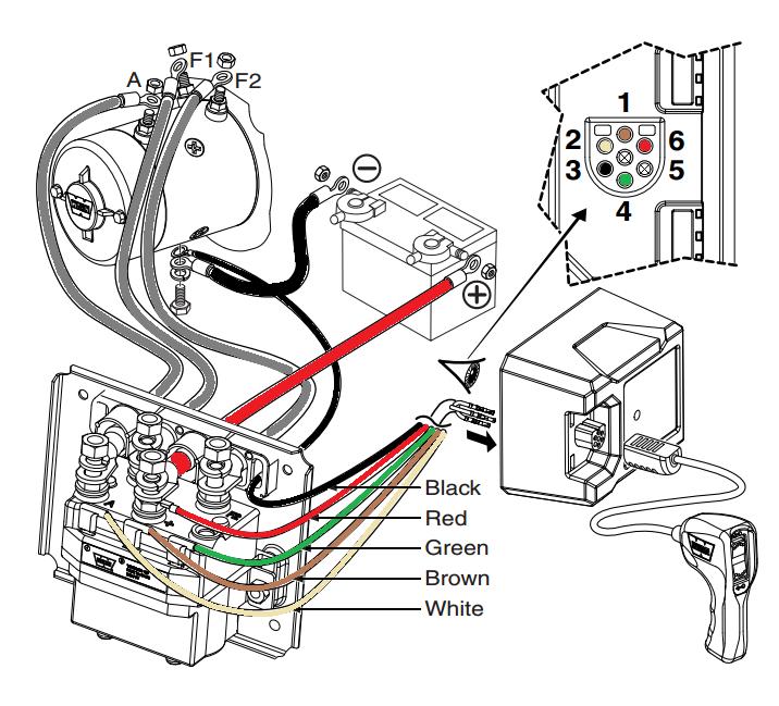se1415 warn winch solenoid wiring diagram further warn