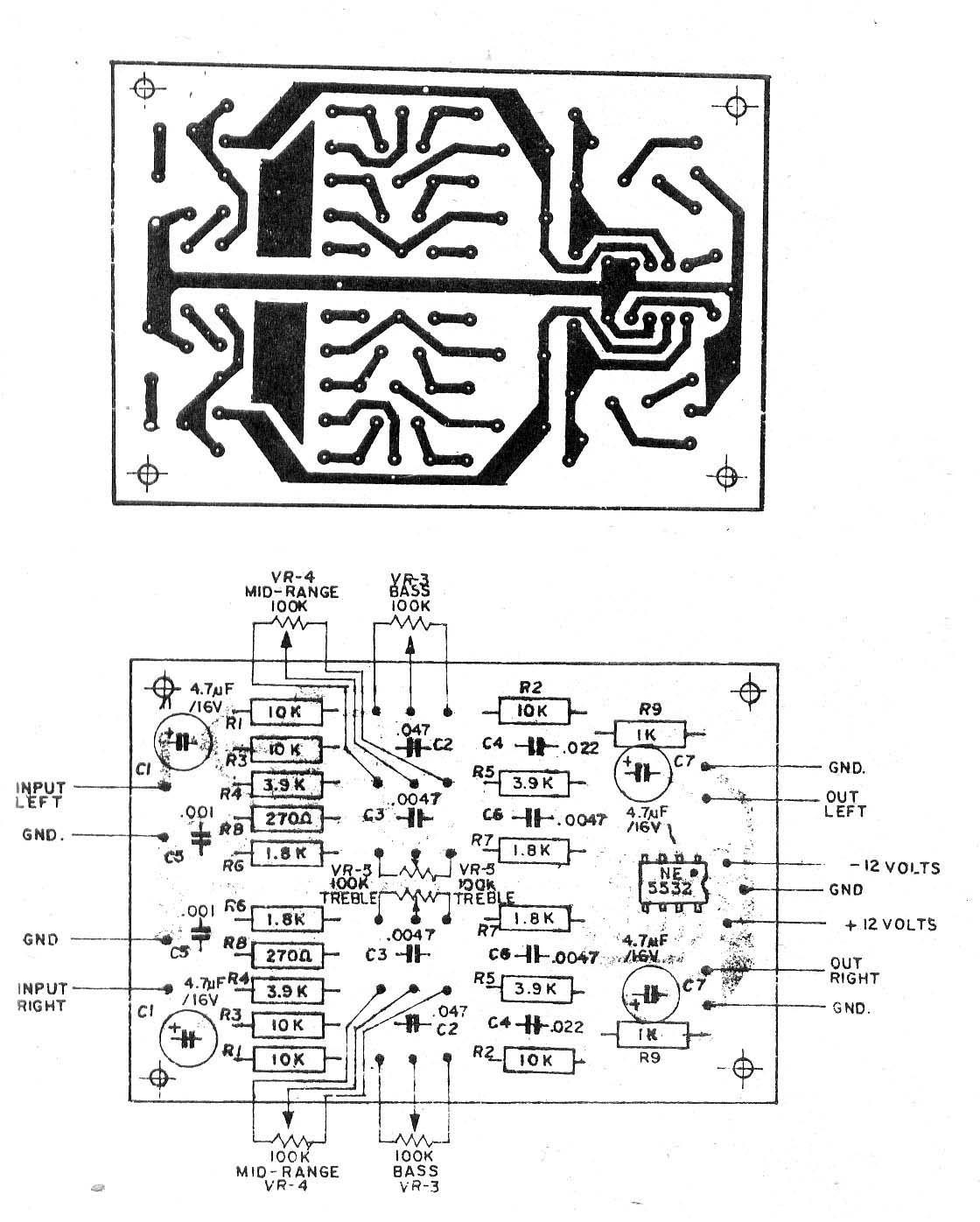 Marvelous Wrg 7963 Bass Treble Circuit Diagram 4558 Wiring Cloud Grayisramohammedshrineorg