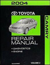 Astounding Toyota Camry Paper Car Service Repair Manuals For Sale Ebay Wiring Cloud Inklaidewilluminateatxorg