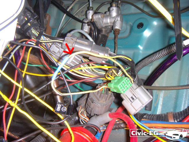 Fabulous Civic Eg View Topic Diy Resistor Box Install W O Cutting Wires Wiring Cloud Orsalboapumohammedshrineorg