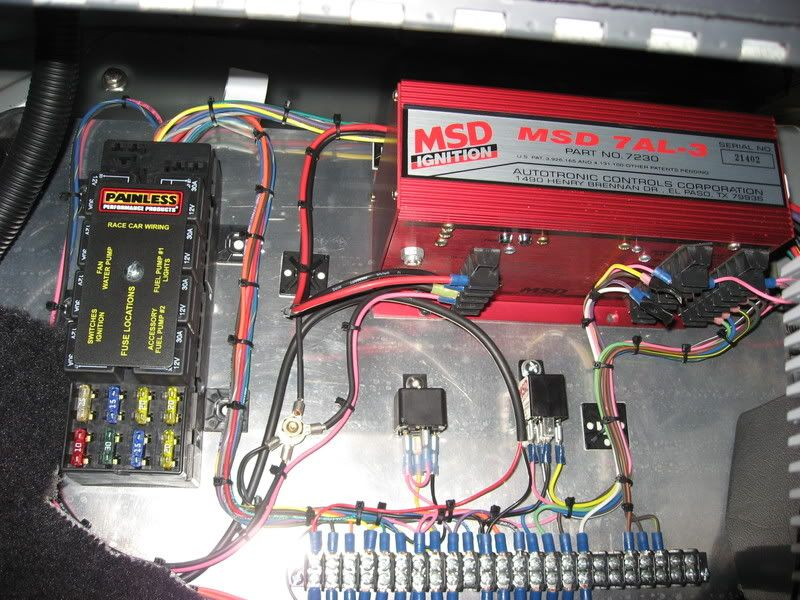drag racing wiring harness kn 8561  race car wiring basics  kn 8561  race car wiring basics