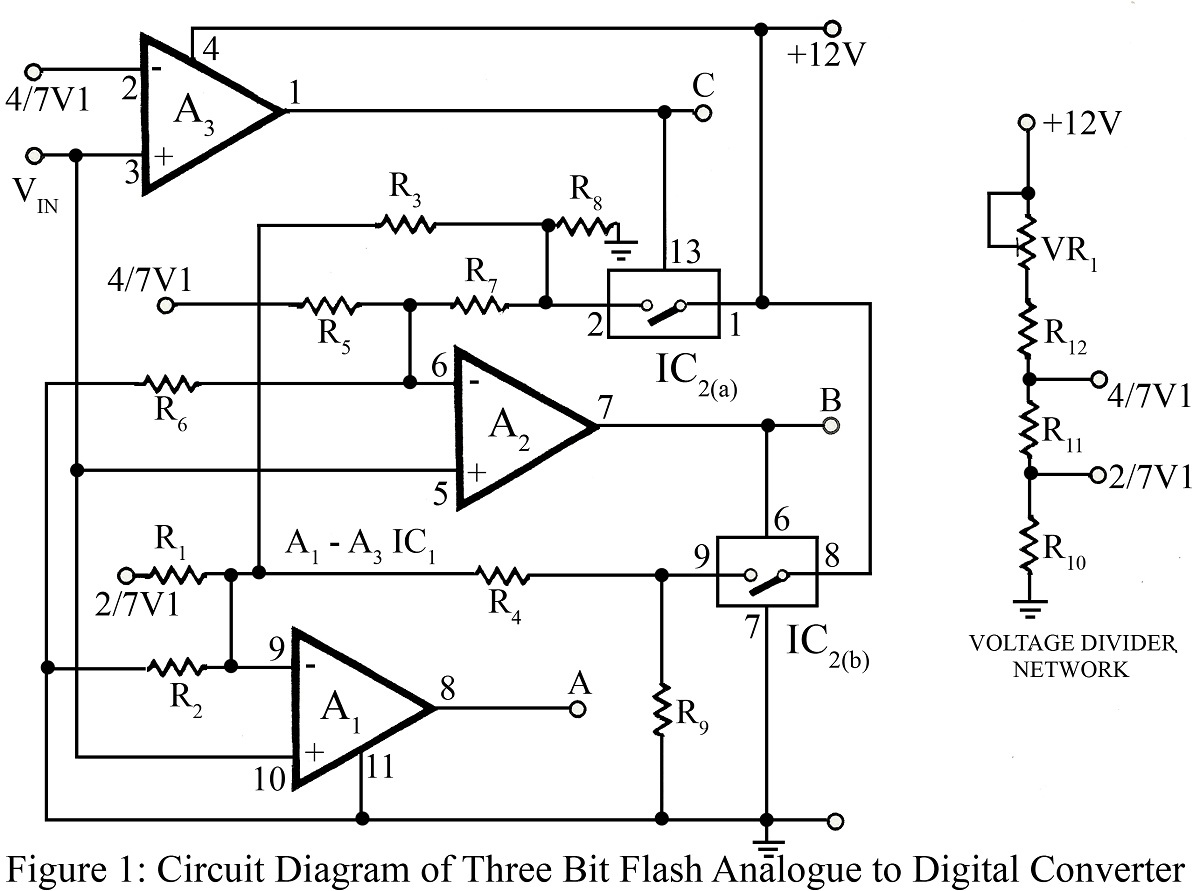 Awesome Analog To Digital Circuit Page 3 Digital Circuits Next Gr Wiring Cloud Timewinrebemohammedshrineorg