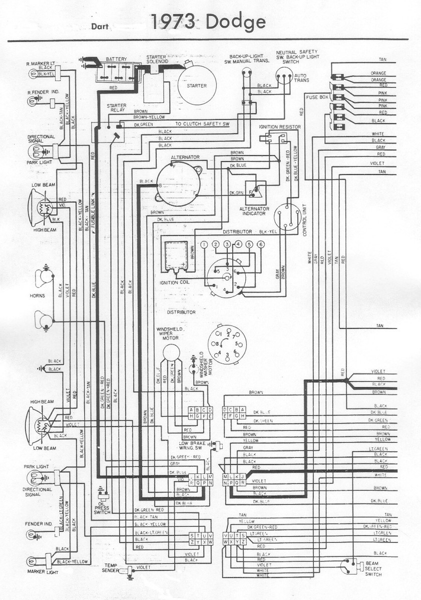 NO_8124] Charger 1969 Dodge V8 Wiring Diagram Automotive Diagrams Schematic  WiringStica Phae Mohammedshrine Librar Wiring 101