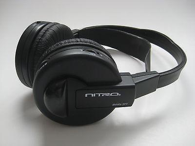 Marvelous Nitro Bmwx399 Infrared Ir Headphones Set Of 2 Factory Direct Car Audio Wiring Cloud Biosomenaidewilluminateatxorg