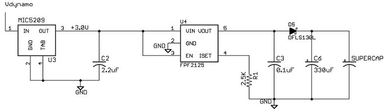 Swell Bicycle Lighting Charging Supercapacitors Wiring Cloud Rometaidewilluminateatxorg