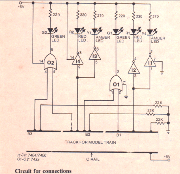 Outstanding Automatic Signalling Circuit For Model Trains Wiring Cloud Onicaxeromohammedshrineorg