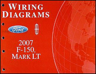 Outstanding 2007 Ford F 150 Lincoln Mark Lt Wiring Diagram Manual Original Wiring Cloud Licukaidewilluminateatxorg