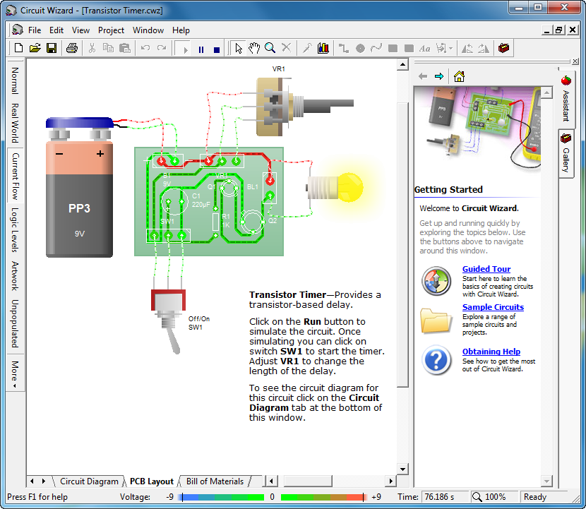 Lf 2046 Freeware Download Pcb Design With Circuit Wizard Wiring Diagram