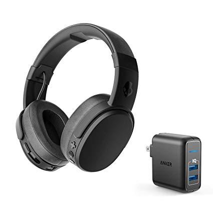 Prime Amazon Com Skullcandy Crusher Wireless Bluetooth Over Ear Headphone Wiring Cloud Loplapiotaidewilluminateatxorg