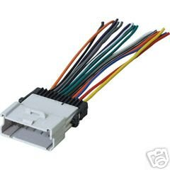 Swell Amazon Com Stereo Wire Harness Saturn Sc Sl Sw Ls 00 01 02 03 Car Wiring Cloud Grayisramohammedshrineorg