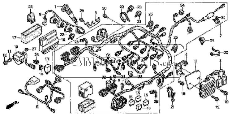 TD_7892] Wiring Diagram 2005 Honda Cbr1000Rr Free DiagramLoida Waro Props Nerve Argu Ophag Pap Mohammedshrine Librar Wiring 101