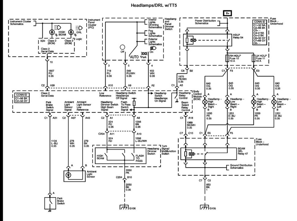 Yh 6980 Iat Wiring Diagram 2005 Colorado Free Diagram