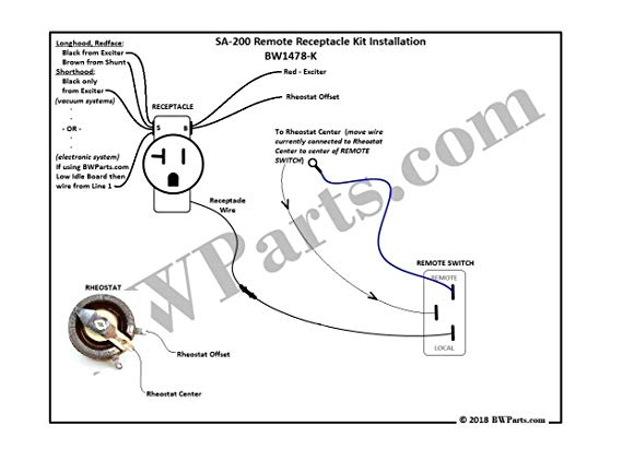 Lincoln Sa 200 Wiring Diagram