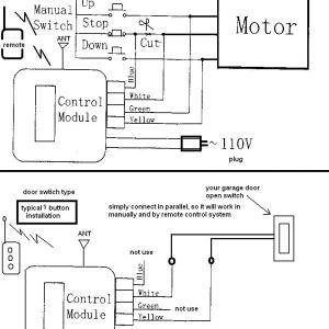 GH_0823] Opener Wiring Diagram Further Lift Master Garage Door Wiring  Diagram Wiring DiagramViha Xolia Mohammedshrine Librar Wiring 101
