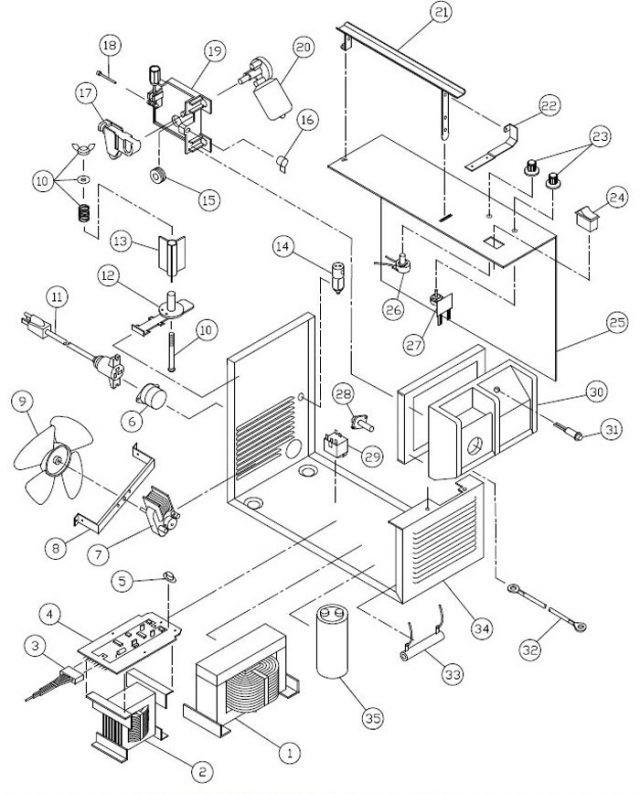 Lg 5348 Lincoln Mig Welder Wiring Diagram Download Diagram