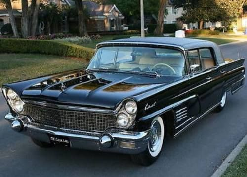 Excellent 1960 Continental Town Car Continentals 56 60 Not Lincolns Wiring Cloud Mousmenurrecoveryedborg