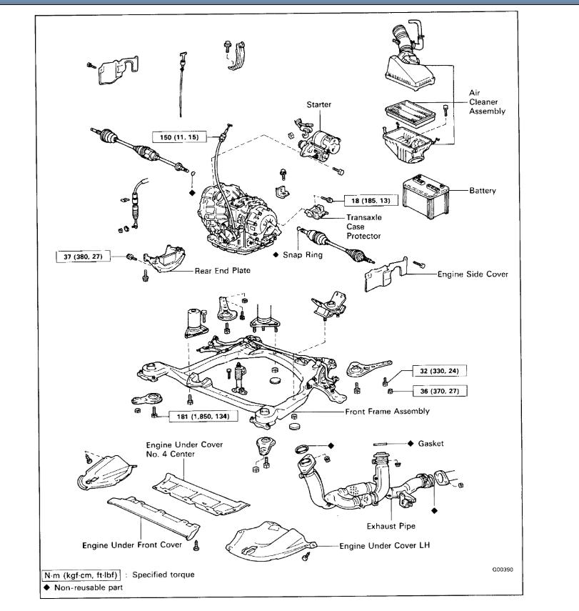 95 lexus engine diagram 2002 lexus es300 engine diagram wiring diagram data  2002 lexus es300 engine diagram