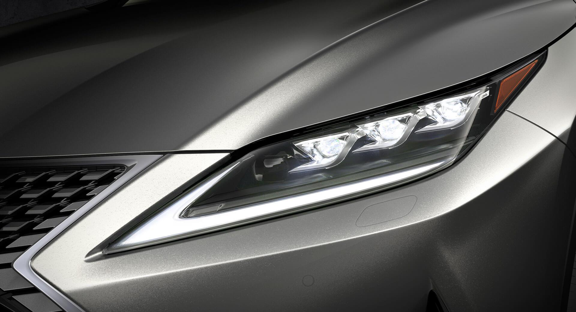 Remarkable 2020 Lexus Rx Getting Innovative Led Headlights As A World First Wiring Cloud Licukosporaidewilluminateatxorg