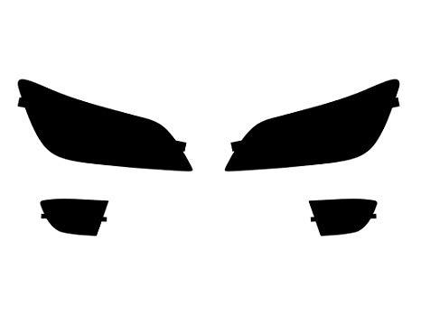 Fine Amazon Com Rvinyl Rtint Headlight Tint Covers For Lexus Is 2001 Wiring Cloud Licukosporaidewilluminateatxorg