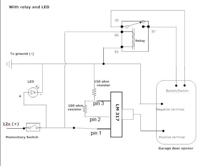 Liftmaster Garage Door Sensor Wiring Diagram from static-assets.imageservice.cloud