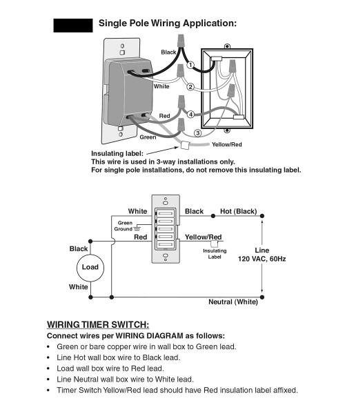 [WQZT_9871]  DT_2832] Leviton Timer Switch Wiring Diagram Free Diagram | Leviton Timer Switch Wiring Diagram |  | Dogan Tron Para Rele Vira Mohammedshrine Librar Wiring 101