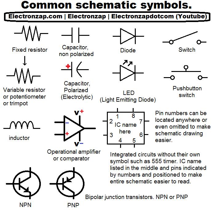 FW_1364] Components Wiring Diagram SymbolsVesi Para Numap Mohammedshrine Librar Wiring 101