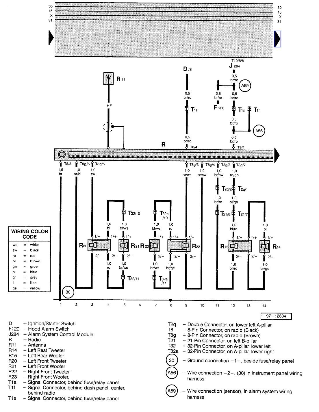 Radio Wiring Diagram Jetta 2002 - Tractor Trailer Electrical Wiring Diagrams  for Wiring Diagram SchematicsWiring Diagram Schematics