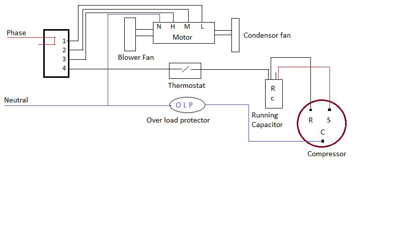 Fine Ac Wiring Diagram Of Window Airconditioner Psc Wiring How To In Wiring Cloud Vieworaidewilluminateatxorg