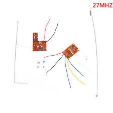 Terrific 4Ch 27Mhz Remote Control Circuit Pcb Transmitter Toy Car Antenna Wiring Cloud Waroletkolfr09Org