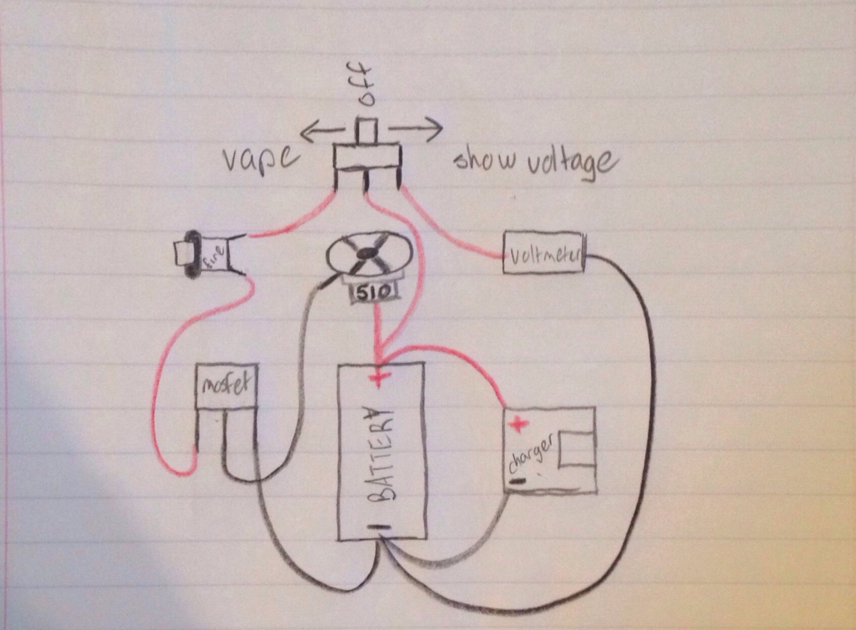Lipo Box Mod Wiring Diagram