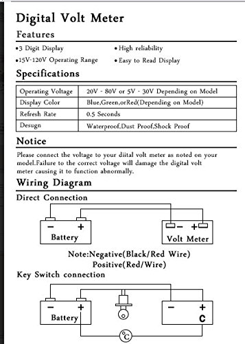 [SCHEMATICS_4FR]  ZF_1307] Battery Voltage Meter Wiring Diagram For Wiring Diagram | Images Of Ez Go Wiring Diagram Battery Indicator |  | Impa Bios Oxyl Majo Norab Dylit Mepta Mohammedshrine Librar Wiring 101