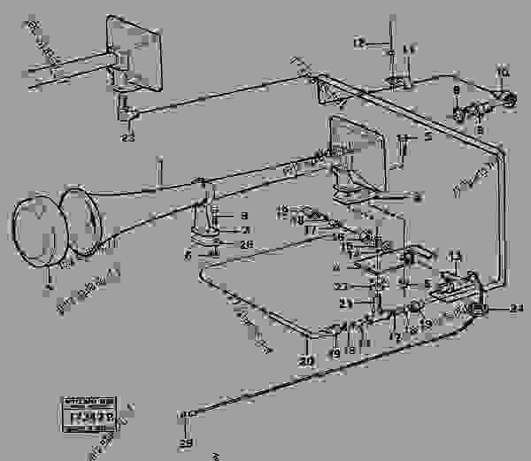 [CSDW_4250]   ME_7024] Volvo Truck Air Horn Wiring Diagram Schematic Wiring | Horns For Truck Wiring Diagrams |  | Ostr Renstra Fr09 Librar Wiring 101